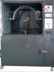 IPX3 Test Chamber
